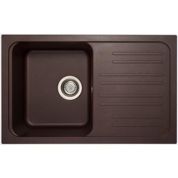 Zvýhodněné sestavy spotřebičů - Set Sinks CLASSIC 740 Marone+CAPRI 4 GR