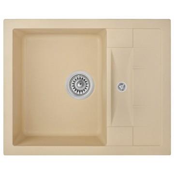 Zvýhodněné sestavy spotřebičů - Set Sinks CRYSTAL 615 Sahara+CAPRI 4 GR