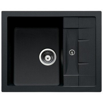 Zvýhodněné sestavy spotřebičů - Set Sinks CRYSTAL 615 Metalblack+MIX 350P
