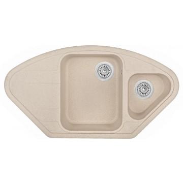 Zvýhodněné sestavy spotřebičů - Set Sinks LOTUS Avena+CAPRI 4S GR