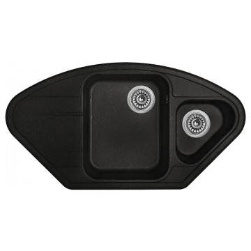 Zvýhodněné sestavy spotřebičů - Set Sinks LOTUS Granblack+CAPRI 4S GR