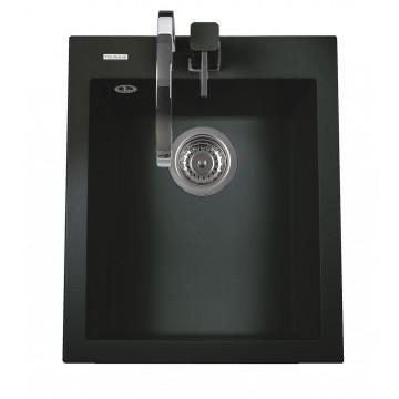 Zvýhodněné sestavy spotřebičů - Set Sinks CUBE 410 Granblack+CAPRI 4S GR