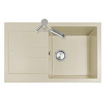 Zvýhodněné sestavy spotřebičů - Set Sinks AMANDA 780 Sahara+CAPRI 4S GR