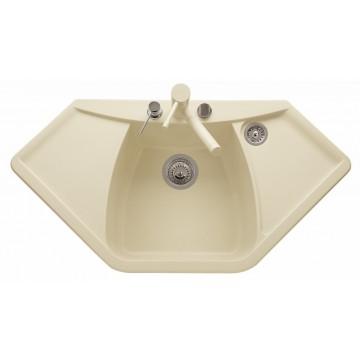 Zvýhodněné sestavy spotřebičů - Set Sinks NAIKY 980 Sahara+CAPRI 4S GR