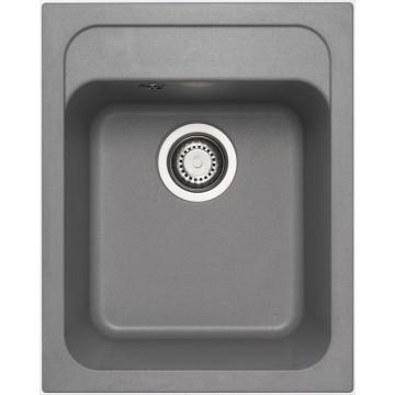 Zvýhodněné sestavy spotřebičů - Set Sinks Sinks CLASSIC 400 Titanium + Sinks CAPRI 4 S - 72 Titanium