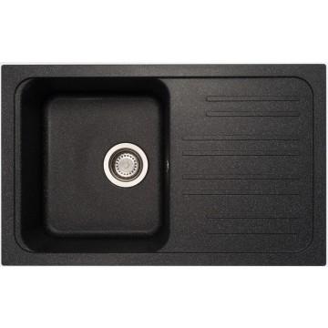 Zvýhodněné sestavy spotřebičů - Set Sinks CLASSIC 740 Granblack+CAPRI 4 GR