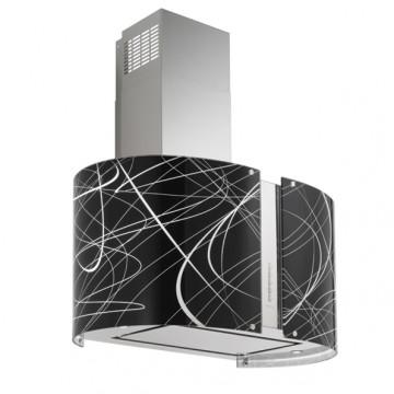 Vestavné spotřebiče - Falmec PENELOPE/LED MIRABILIA nástěnný 67 cm 800 m3/h