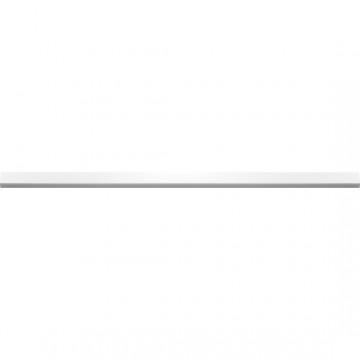 Příslušenství ke spotřebičům - Bosch DSZ4952 dekorativní lišta bílé sklo