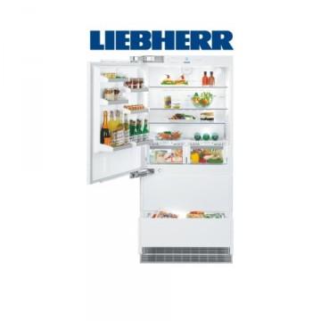Vestavné spotřebiče - Liebherr ECBN 6156 PremiumPlus kombinovaná chladnička - panty vlevo