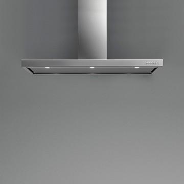 Vestavné spotřebiče - Falmec PLANE TOP FASTEEL DESIGN Wall - nástěnný odsavač, 120 cm, nerez, 800 m3/h