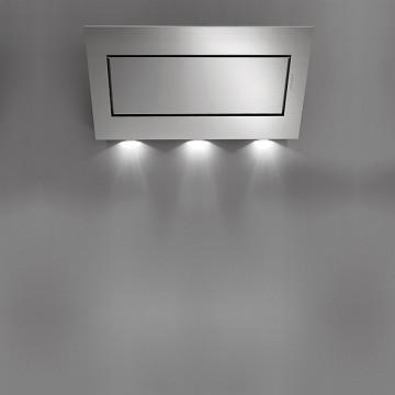 Vestavné spotřebiče - Falmec QUASAR TOP FASTEEL nástěnný 120 cm 800m3/h