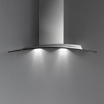 Vestavné spotřebiče - Falmec ATLAS VETRO DESIGN Island - ostrůvkový odsavač, šířka 90 cm, 800 m3/h