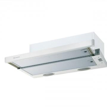 Vestavné spotřebiče - Faber Flexa HIP W A60  - výsuvný odsavač, bílá / lišta bílá, šířka 60cm