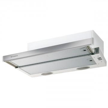 Vestavné spotřebiče - Faber Flexa HIP AM/X A60  - výsuvný odsavač, šedá / lišta nerez, šířka 60cm