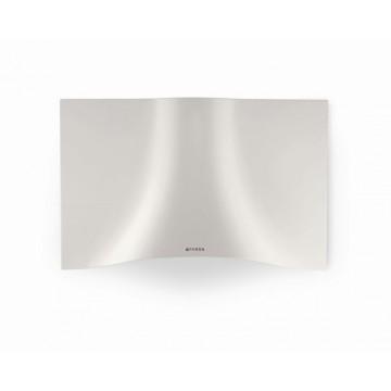 Vestavné spotřebiče - Faber VEIL WH A90  - komínový odsavač, nerez / bílá, šířka 90cm