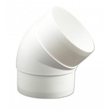Příslušenství ke spotřebičům - Faber Koleno 45 pro prům.125 mm