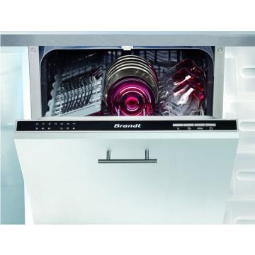 Vestavné spotřebiče - Brandt VS1010J myčka vestavná 45cm