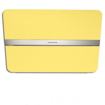 Vestavné spotřebiče - Falmec FLIPPER nástěnný 85 cm žluté sklo 800 m3
