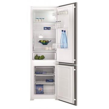 Vestavné spotřebiče - Brandt BIC674ES Vestavná kombinovaná chladnička s mrazákem, A++, 4 roky záruka