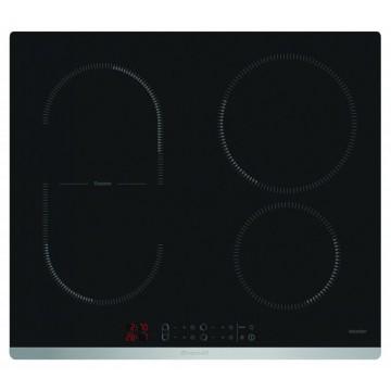 Vestavné spotřebiče - Brandt BPI6428X Indukční varná deska, černá, 4 roky záruka