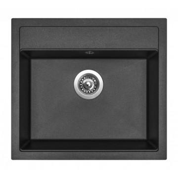 Zvýhodněné sestavy spotřebičů - Set Sinks SOLO 560 Metalb.+CAPRI 4S GR