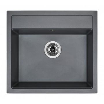Zvýhodněné sestavy spotřebičů - Set Sinks SOLO 560 Titanium+CAPRI 4S GR