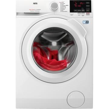 Volně stojící spotřebiče - AEG L6FBG49WC ProSense® pračka, kapacita praní 9 kg, 1400 otáček
