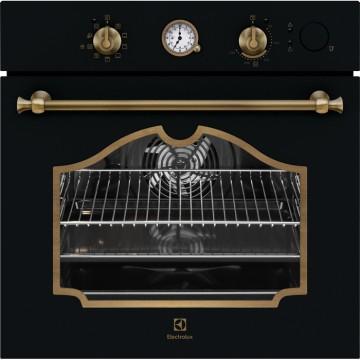 Vestavné spotřebiče - Electrolux EOB6220AOR 700 PRO SteamCrisp parní trouba, Rococo , A