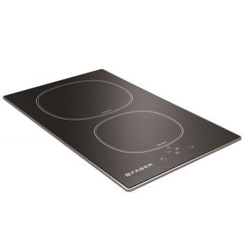 Vestavné spotřebiče - Faber FCH32 C černé sklo / hliníkový rámeček