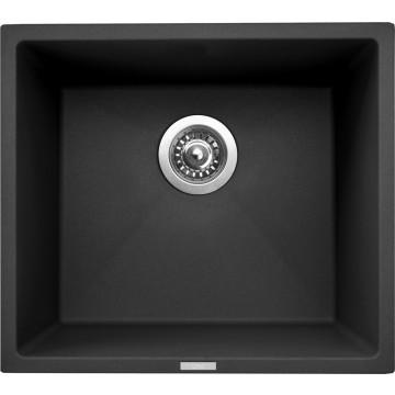 Zvýhodněné sestavy spotřebičů - Set Sinks FRAME 457 Metalb.+CAPRI 4S GR