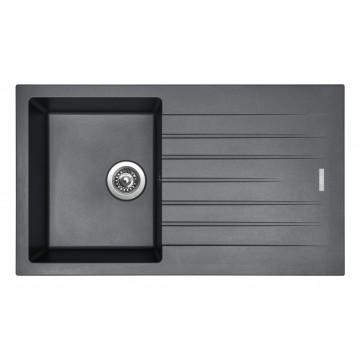 Kuchyňské dřezy - Sinks PERFECTO 860 Titanium