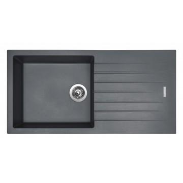 Kuchyňské dřezy - Sinks PERFECTO 1000 Titanium