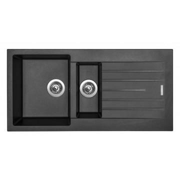 Zvýhodněné sestavy spotřebičů - Set Sinks PERFECTO 1000.1 Met.+MIX3PGR