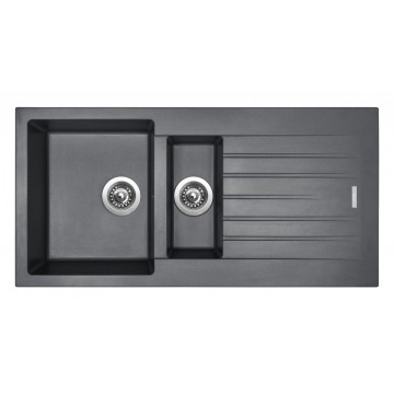 Zvýhodněné sestavy spotřebičů - Set Sinks PERFECTO 1000.1 Tit.+MIX3PGR
