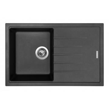 Zvýhodněné sestavy spotřebičů - Set Sinks BEST 780 Metalb.+CAPRI 4 GR