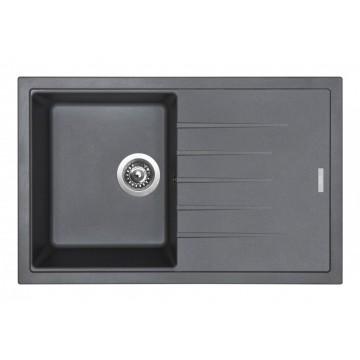 Zvýhodněné sestavy spotřebičů - Set Sinks BEST 780 Titanium+CAPRI 4 GR