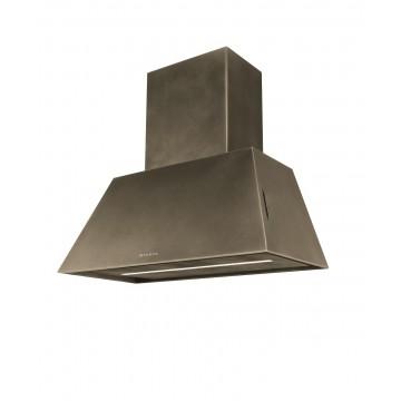 Vestavné spotřebiče - Faber CHLOE EV8 OB A70  - rustikální komínový odsavač, mosazná patina, šířka 70cm