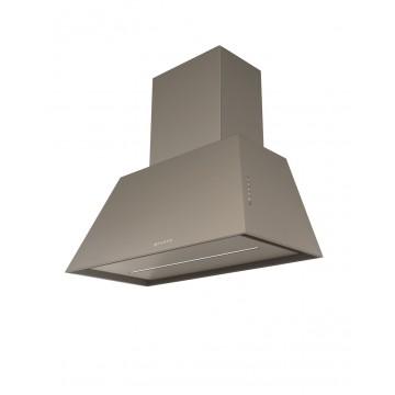 Vestavné spotřebiče - Faber CHLOE EV8 CG MATT A70  - rustikální komínový odsavač, cementově šedá mat, šířka 70cm