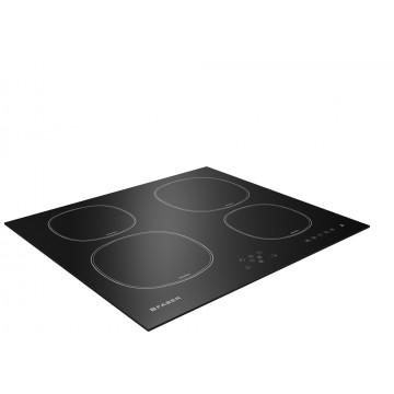 Vestavné spotřebiče - Faber FCH64  - varná deska, černé sklo, šířka 60cm