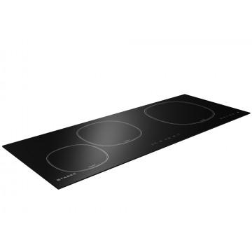 Vestavné spotřebiče - Faber FCH93  - varná deska, černé sklo, šířka 90cm