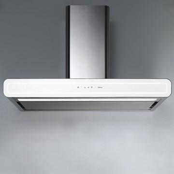 Vestavné spotřebiče - Falmec IMAGO DESIGN bílé nástěnný 90 cm 800m3/hod