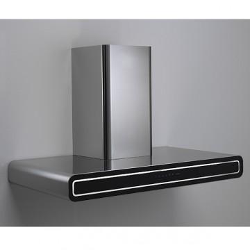 Vestavné spotřebiče - Falmec IMAGO DESIGN černé nástěnný 90 cm 800 m3/h