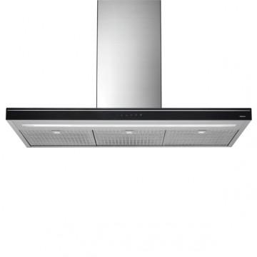 Vestavné spotřebiče - Falmec LUCE DESIGN ostrůvkový 90 cm černý 800 m3/h