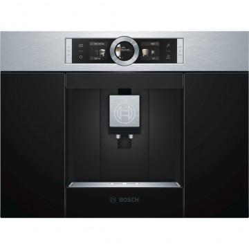Vestavné spotřebiče - Bosch CTL636ES1 plně automatický kávovar nerez, černá