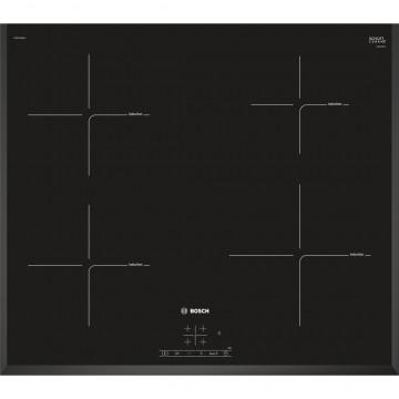 Vestavné spotřebiče - Bosch PIE651BB1E indukční varná deska, černá, 60 cm