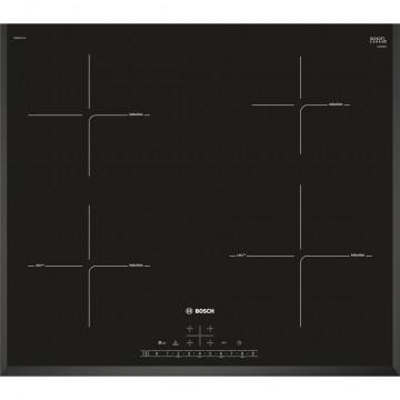 Vestavné spotřebiče - Bosch PIE651FC1E indukční senzorová varná deska, 60 cm, černá