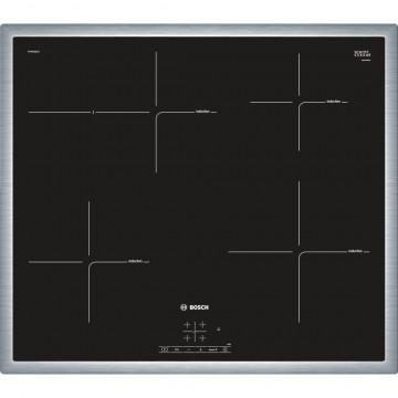 Vestavné spotřebiče - Bosch PIF645BB1E indukční varná deska s rámečkem, 60 cm, černá