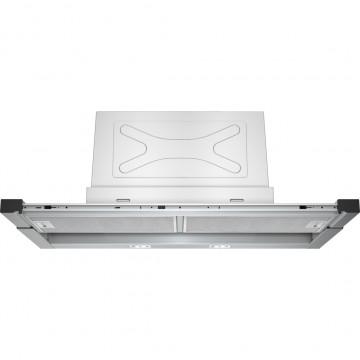 Vestavné spotřebiče - Siemens LI97RA540 plochý výsuvný odsavač par, nerez, 90 cm