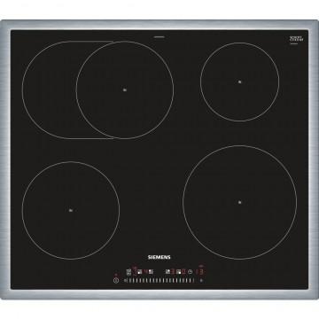 Vestavné spotřebiče - Siemens EH645FFB1E indukční varná deska, černá, 60 cm