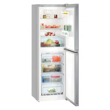 Volně stojící spotřebiče - Liebherr CNEL 4213 kombinovaná chladnička/mraznička, NoFrost, nerez, A++